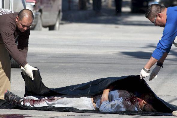 Marzo tuvo un repunte en los crimenes por la narco violencia y los muert...