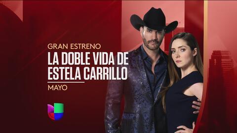 Ariadne Díaz y David Zepeda te atraparán en 'La doble vida de Estela Car...