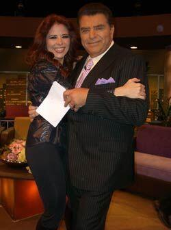 """Gloria Trevi llega a """"Don Francisco Presenta"""" para escandalizar a todos..."""