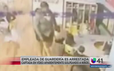 Arrestan a la trabajadora de una guardería infantil por golpear a los niños