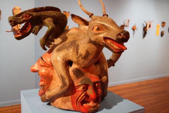 Para más información, visite la página mexic-artemuseum.org.  Fotos: Tam...