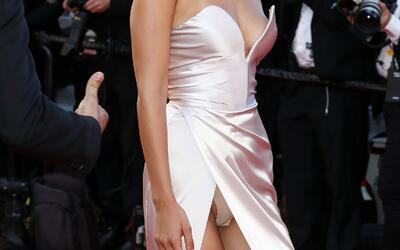 La gala de apertura del Festival de Cannes, en su edición 70, que...