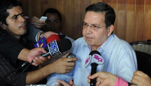 Callejas se declara no culpable caso FIFA