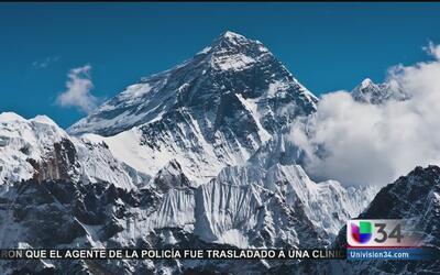 La conquista del Everest, la montaña más alta del mundo