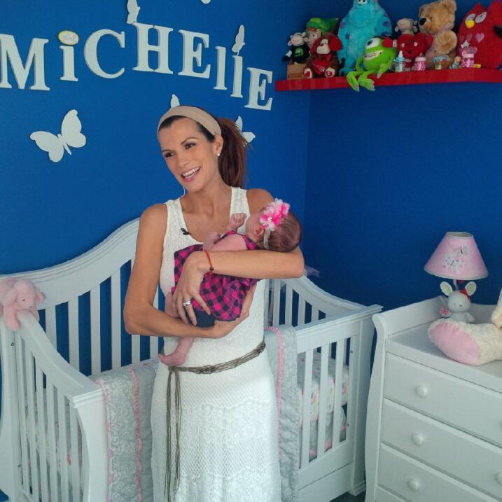 Baby Michelle bebés Despierta América