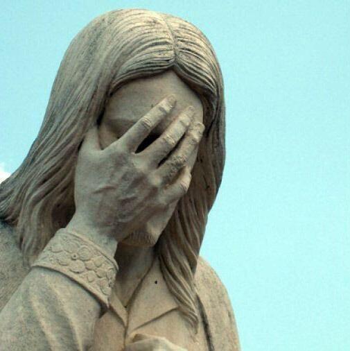 Así reaccionó el Cristo Redentor tras ver el show. Todo so...