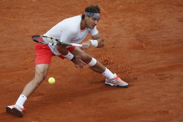 No obstante, cosechó antes del segundo Grand Slam de la temporada los tr...