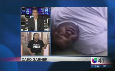 Debate sobre las acciones tras la muerte de Eric Garner
