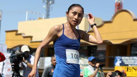 Guadalupe González se prepara para los Campeonatos Mundiales de L...