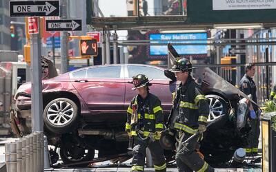 Legisladores piden más seguridad para los peatones tras accidente del pa...