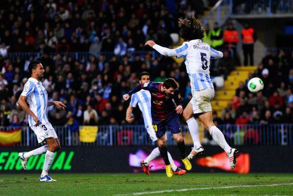 El conjunto del Barcelona tenía un duelo clave en la vuelta de cuartos d...