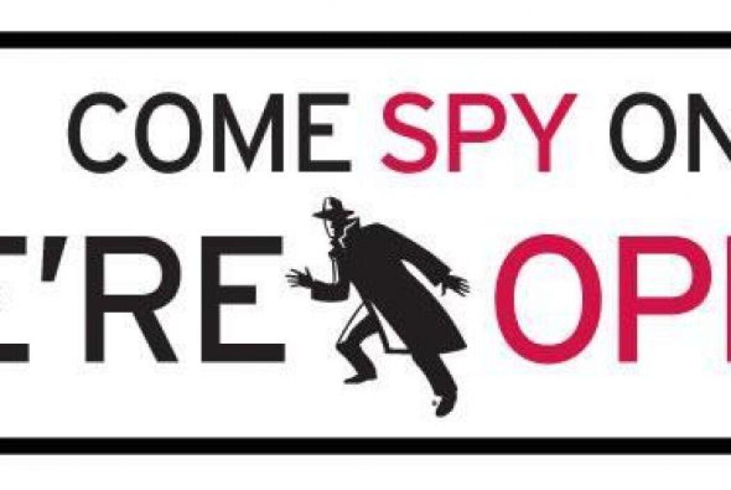"""""""Vengan a espiarnos. Estamos abiertos"""", bromea el Museo del Espionaje, u..."""