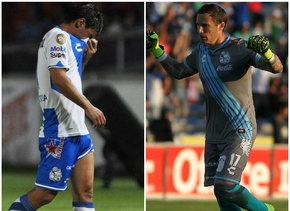 Los jugadores de Puebla portaban un arma de juguete