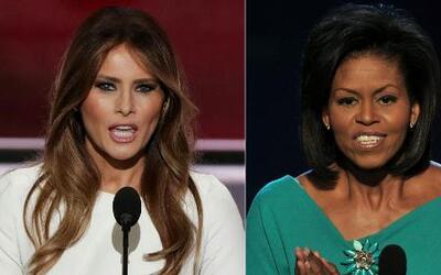 ¿Fue planeado el plagio del discurso de Melania Trump?