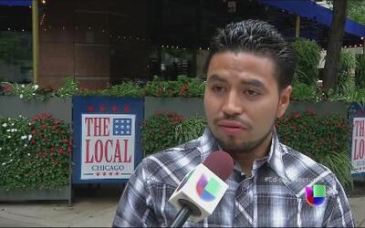 Habló con Univision el hermano del niño fallecido en la frontera