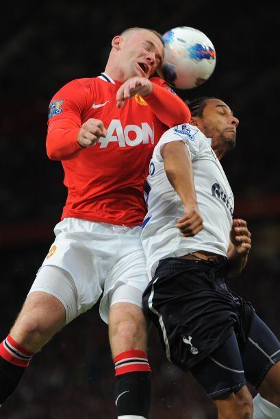 Pero la dureza con que se peleaba el balón se imponía al fútbol agradable.