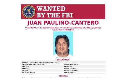 Juan Paulino-Cantero estaba acusado en Estados Unidos de la violación de...