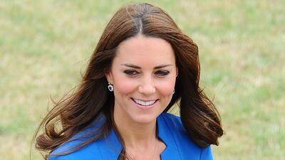 Ya viene el segundo bebé para el príncipe William y Kate