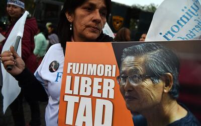 La salud del septuagenario Alberto Fujimori ha empeorado de nuevo.
