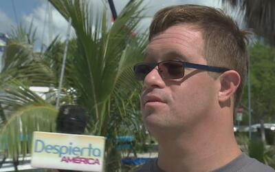 Andy Miyares, el atleta que demuestra que la discapacidad solo está en l...