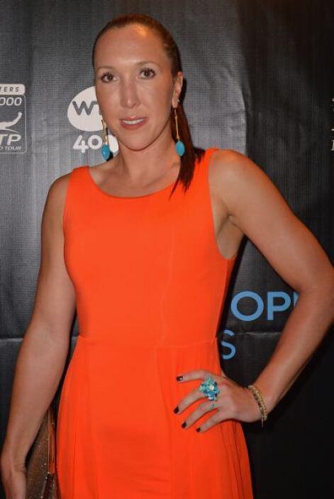 La serbia Jelena Jankovic fue número 1 a nivel mundial en singles.