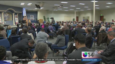 Autoridades de San José se reúnen con la comunidad para fortalecer los l...