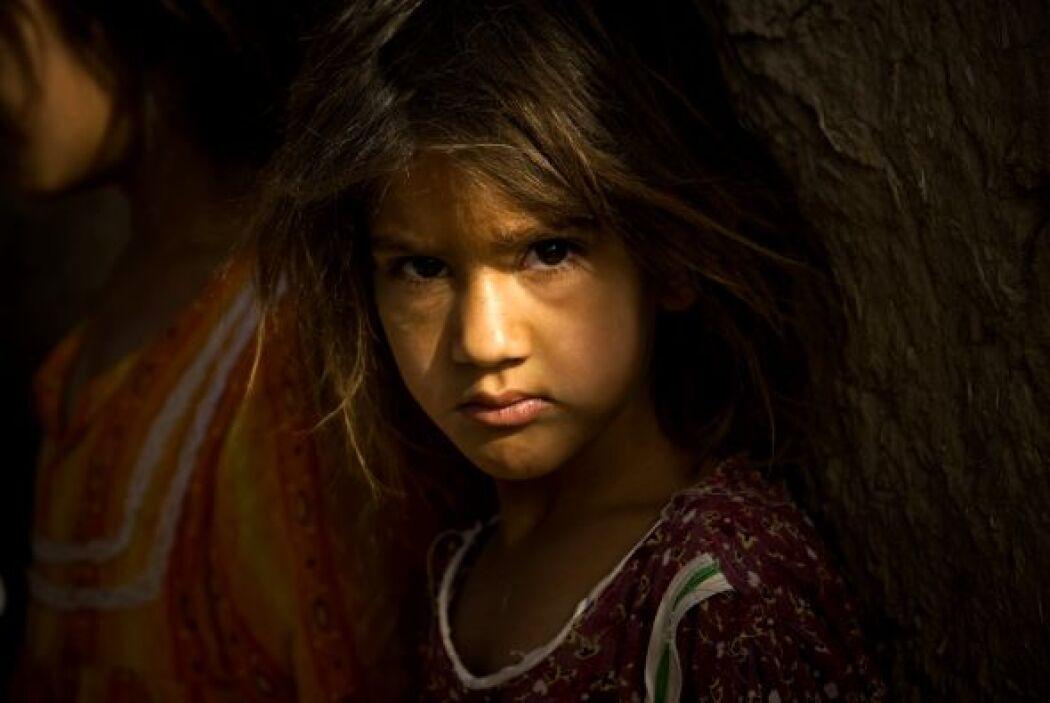 Las guerras siempre castigan con mayor ferocidad a los seres más vulnera...
