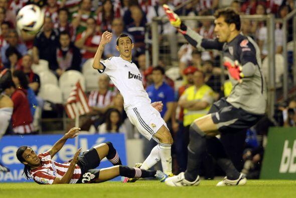 Por su parte, el Real Madrid se metió a San mamés para enc...
