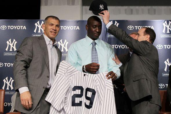 Soriano, de 31 años de edad, fue líder en la Liga American...