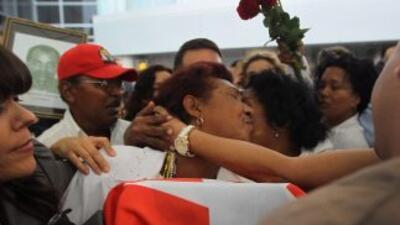 Se cumplió un año de la muerte del preso político Orlando Zapata. (Image...