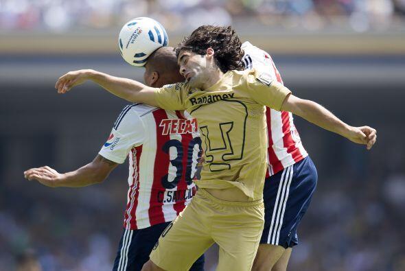 Chivas y Pumas no sólo se juegan tres puntos, de por medio está el orgul...