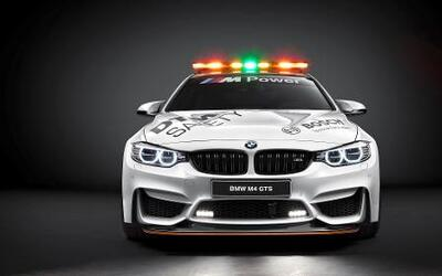 Imágenes BMW M4 GTS Safety Car