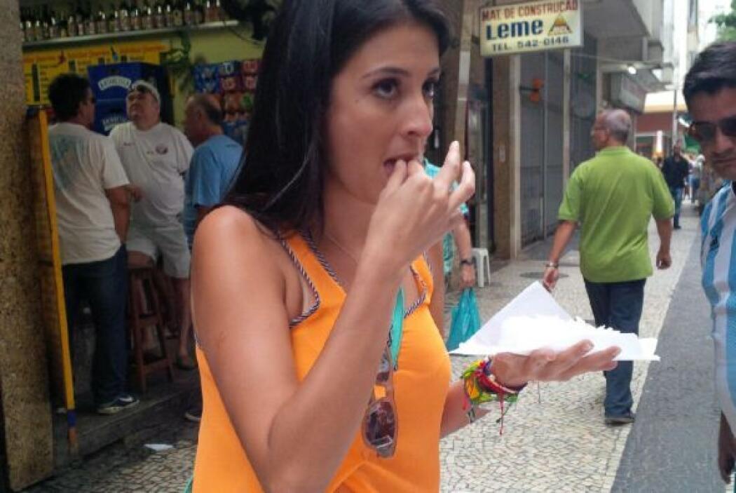 Estaba deliciosa la cocada que compró, sin duda uno de los dulces más fa...