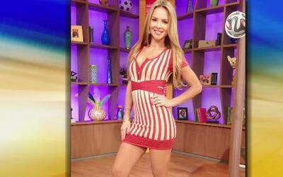Ximena Córdoba donará uno de sus vestido para apoyar al Teleton