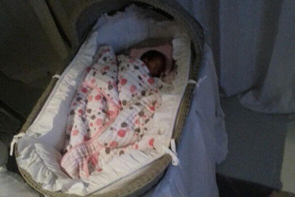 """""""El nuevo hogar de nuestra bebé. #homesweethome"""", escribió Martín Fuente..."""
