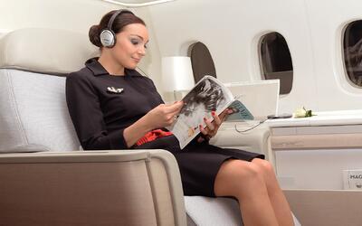 ¿En qué asiento viajar? Descubre cuáles son los mejores asientos en un a...