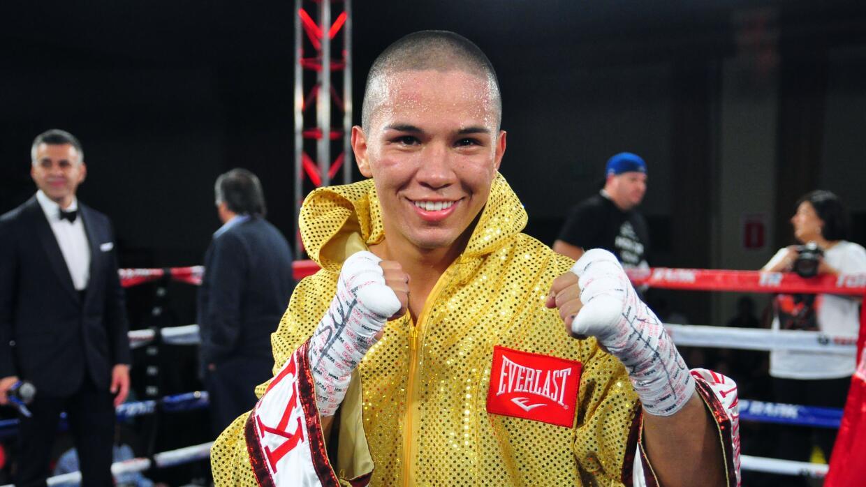 Rodríguez en 'Solo Boxeo'