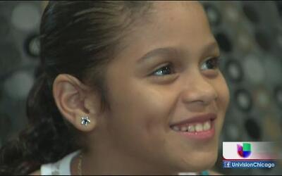 Otorgan asilo a niña hondureña en Chicago