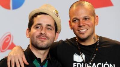 La preventa del disco 'MultiViral' de Calle 13 ya rompió récords de vent...