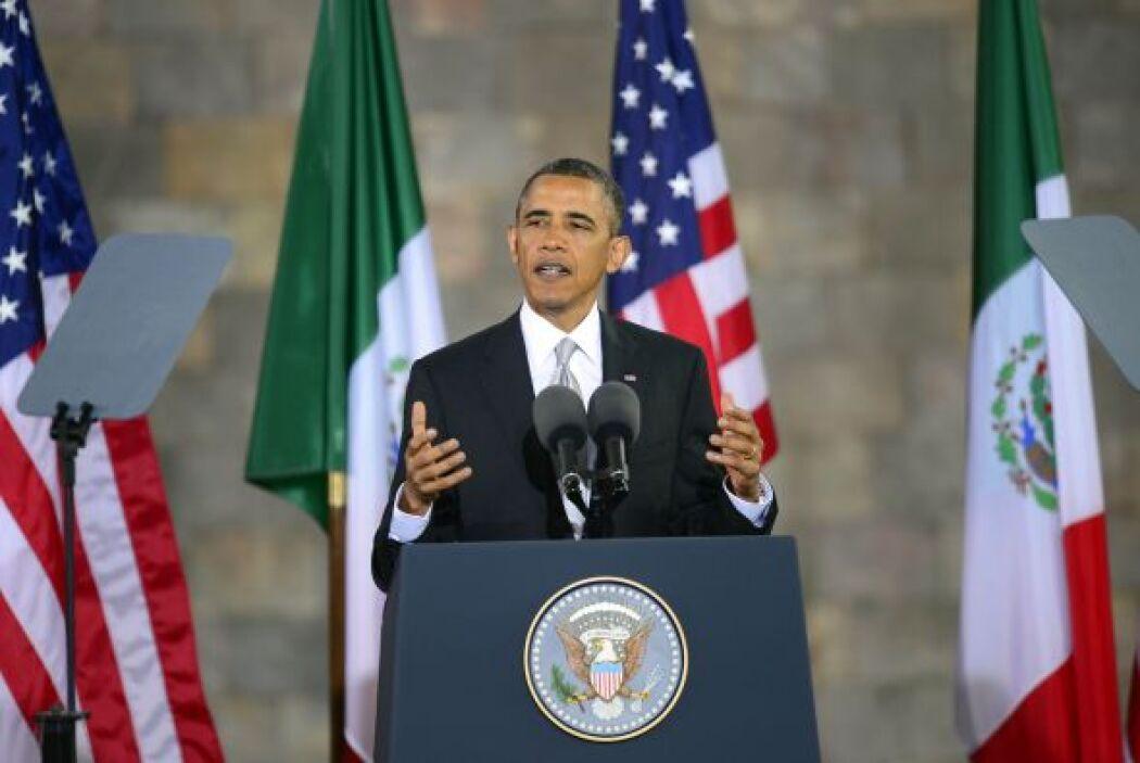 """También anotó que millones han salido de la pobreza en México, que """"se h..."""