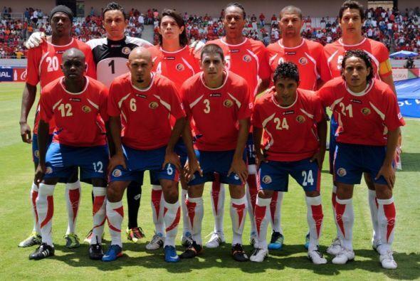 La Selección de Costa Rica enfrenta su serie contra México con la obvia...
