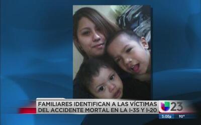 Identifican víctimas de trágico accidente