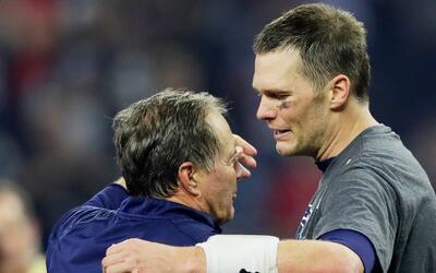 Brady y Belichick, el primer dúo en ganar cinco títulos de Super Bowl