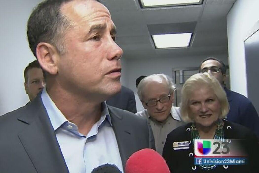El empresario Philip Levine ganó las elecciones a la alcaldía de Miami B...