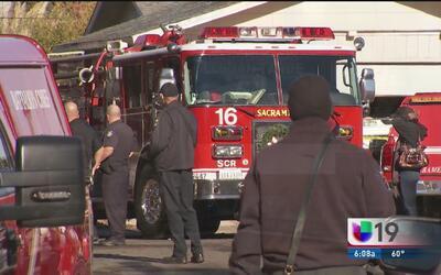 Bomberos de Sacramento piden más recursos para atender emergencias