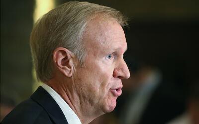Gobernador Bruce Rauner anuncia medidas para combatir los crímenes de od...