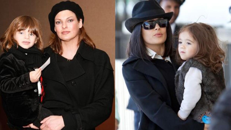 Se confirmó que el hijo de la modelo Linda Evangelista es también hijo d...