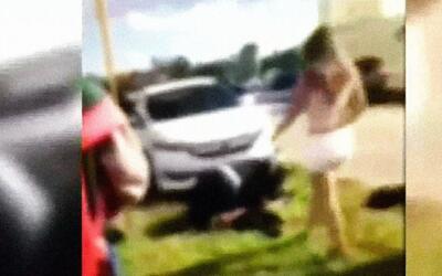 Brutal golpiza a dos hispanas víctimas de acoso estudiantil