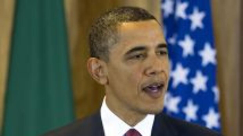 En su segundo día de gira por América Latina, el presidente Obama la pas...