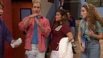 Fallon Saved By The Bell